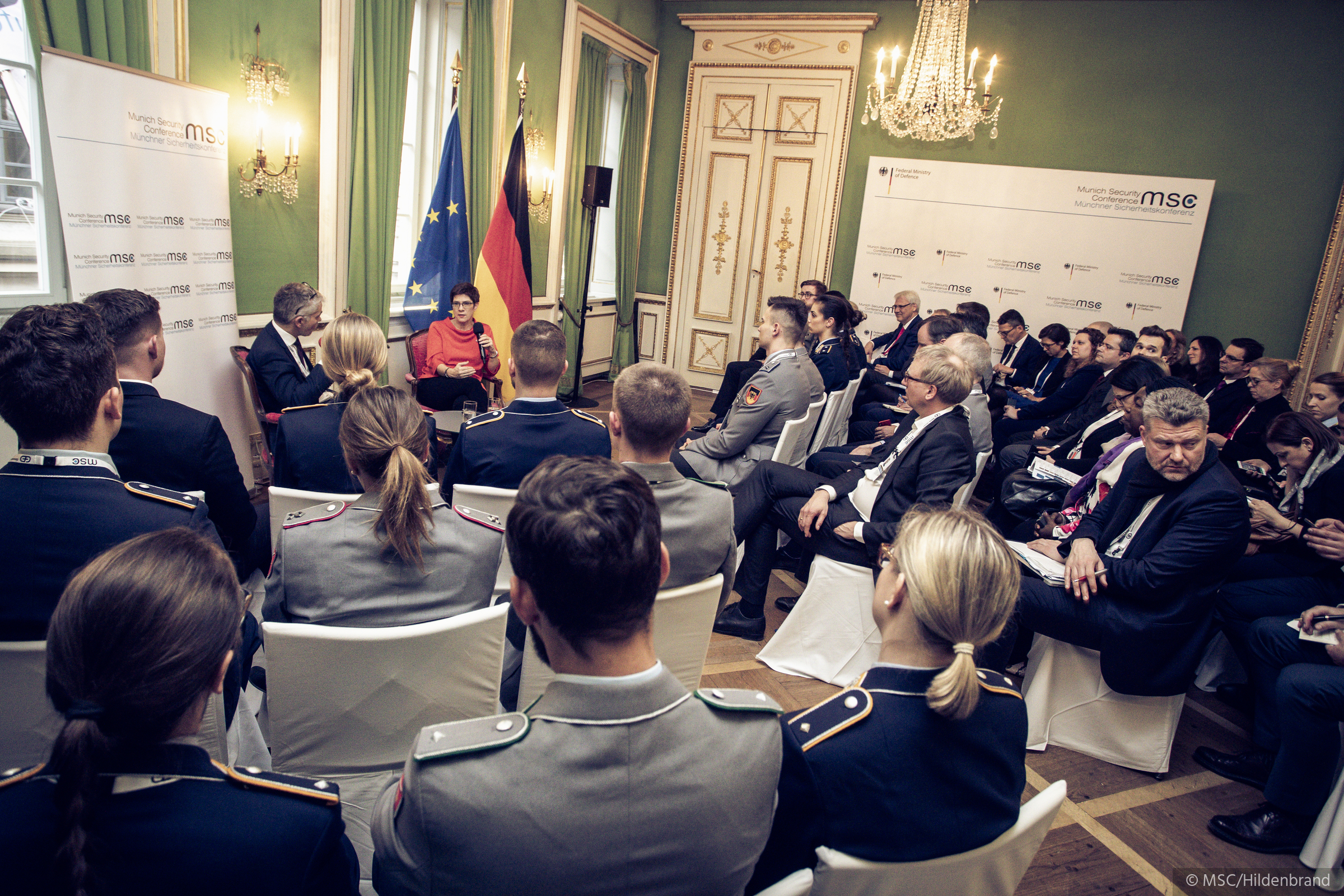 MSC 2020 Side-Event: Meet the Minister